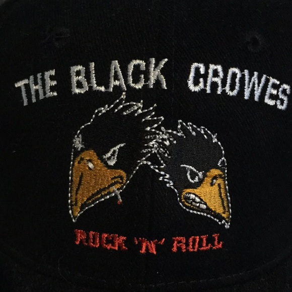 5994c0dba48 The Black Crowes Baseball Hat (Unisex). M 5a4e4ea89a94551b1d00a426. Other  Accessories ...